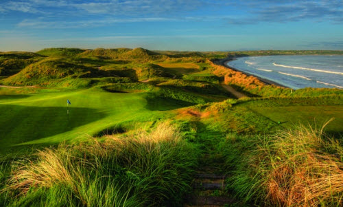 Southwest Ireland Golf Tours - Ballybunion Old Course