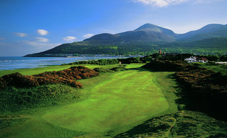 Northern Ireland Golf Tours - Royal County Down