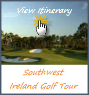 Itinerary Southwest Irish Golf Tours