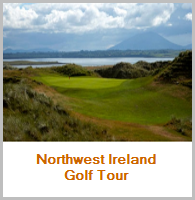 Northwest Irish Golf Tours